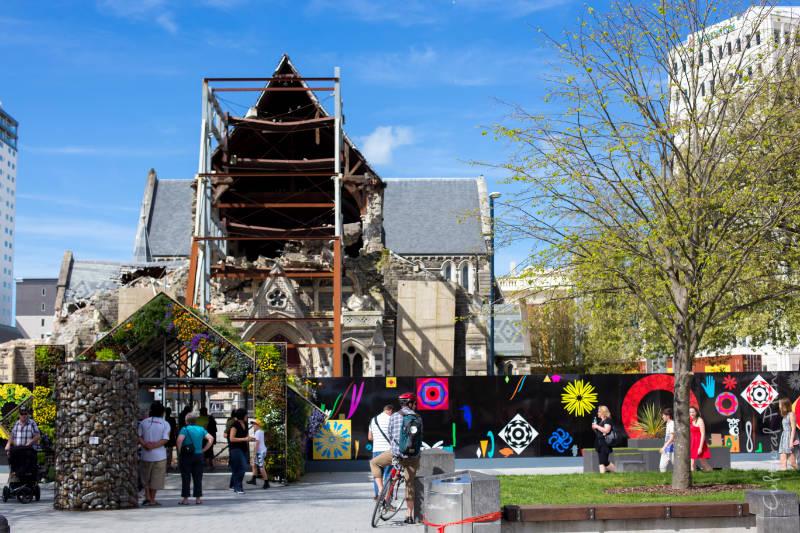 Catedral Christchurch