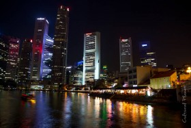 Singapur, mezcla cultural