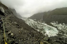 Glaciares Franz Josef y Fox