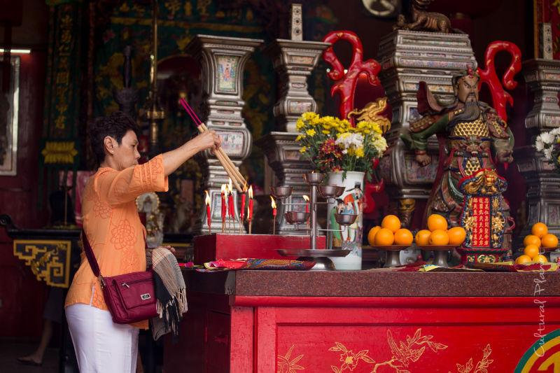 Sze temple kuala