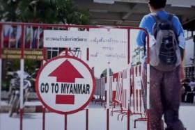 Mae Sot, Tailandia