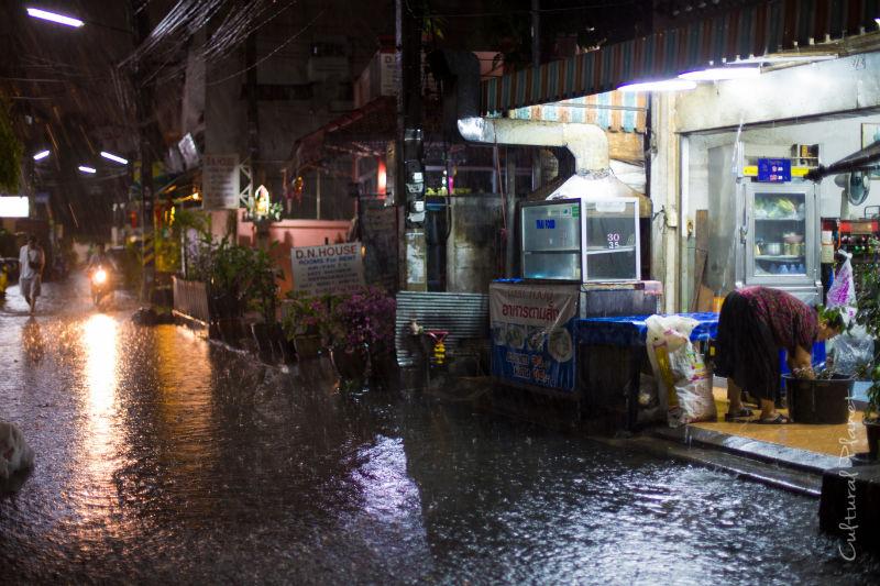 rain chiang mai