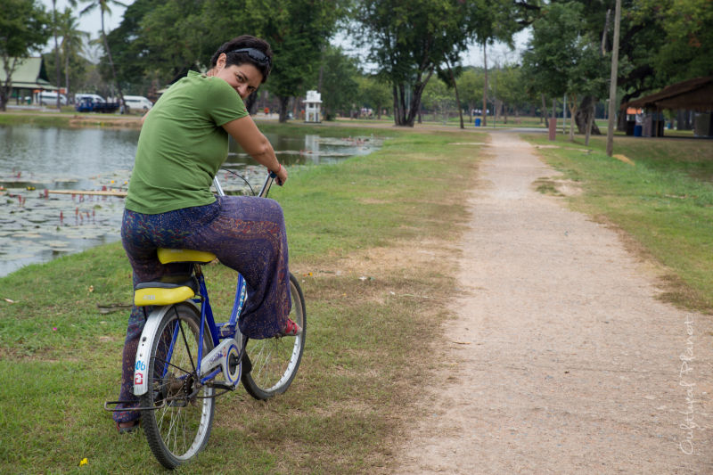 Sukhothai Bicicleta