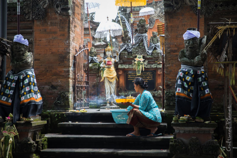 Ofrenda Hinduista Bali