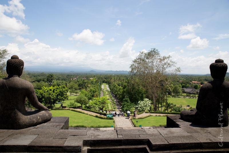 Parque Borobudur