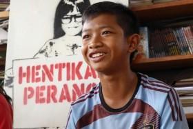 Gluduk, Indonesia