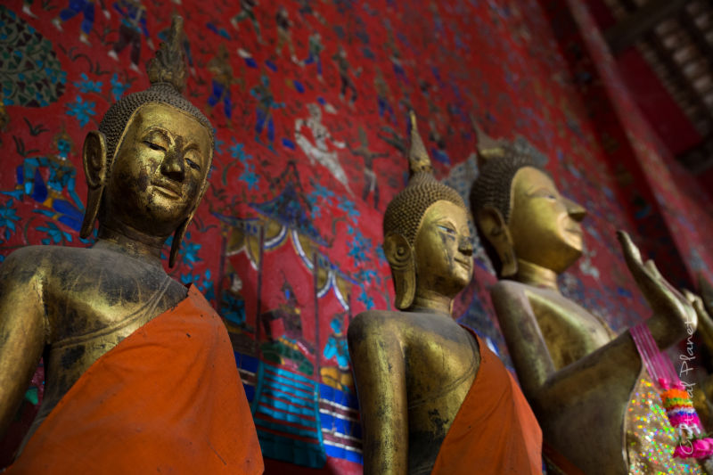 Budas Luang Prabang