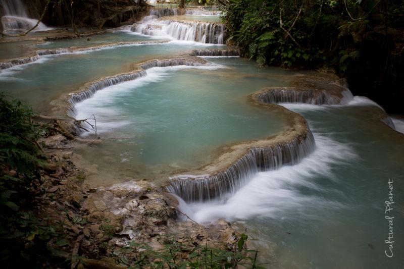waterfall Kong Si