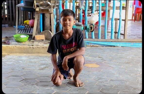 Chai, Siemp Reap , Camboya