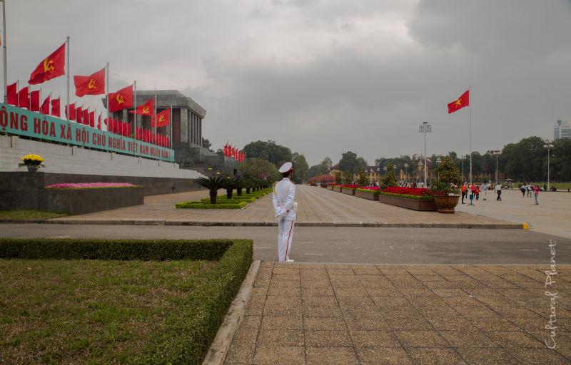Mausoleo e Ho Chi Min