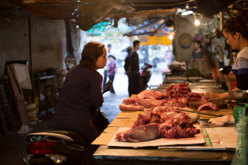 Mercado Hanoi