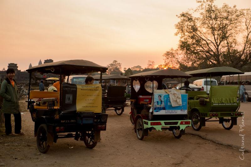 Tuk Tuk Angkor