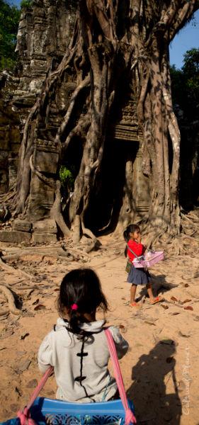 Niña Angkor