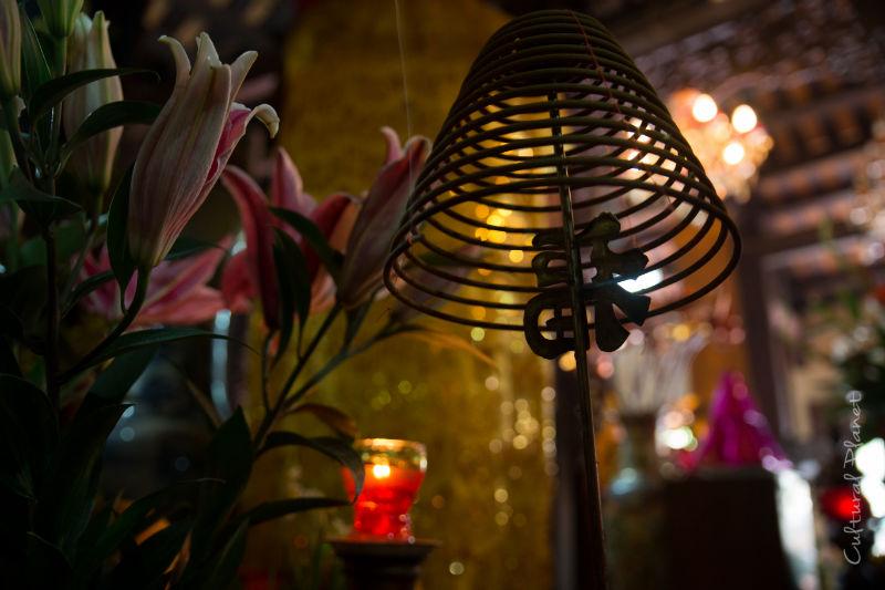 Templo en Hanoi