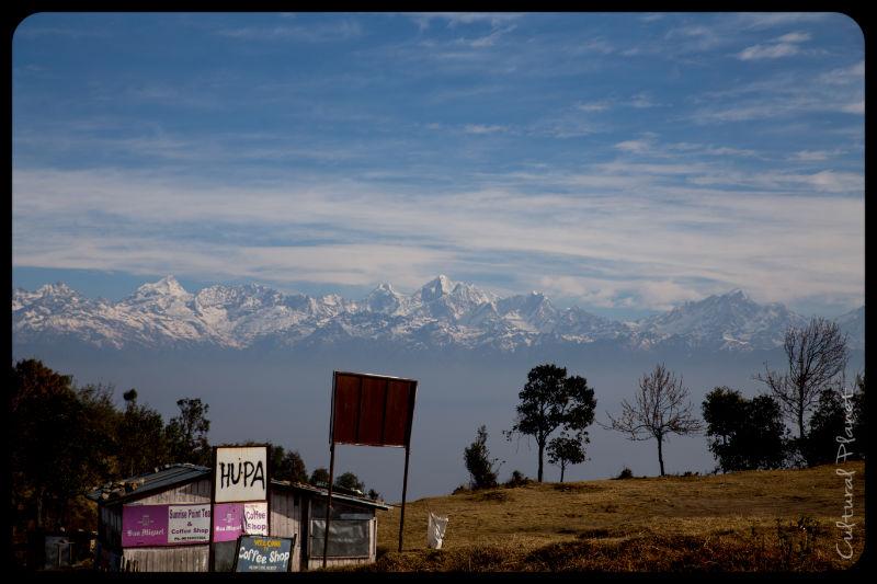 Cordillera Himalaya Nagarkot