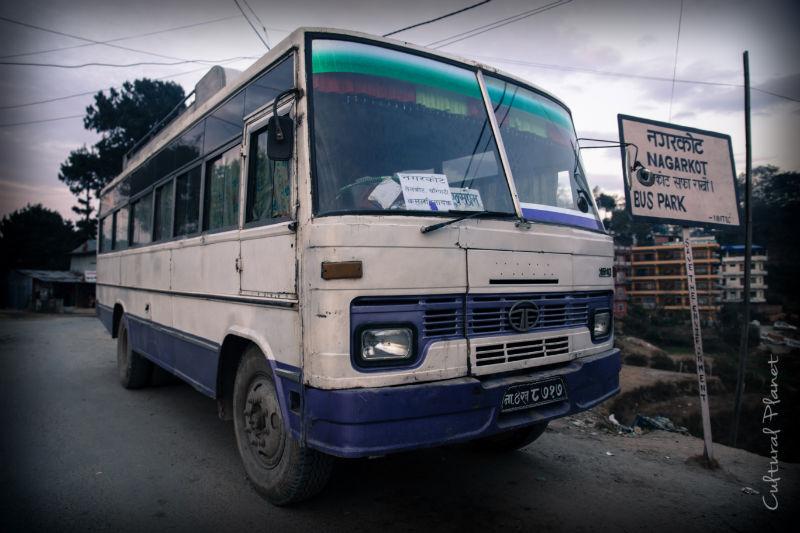 Autobús Nagarkot