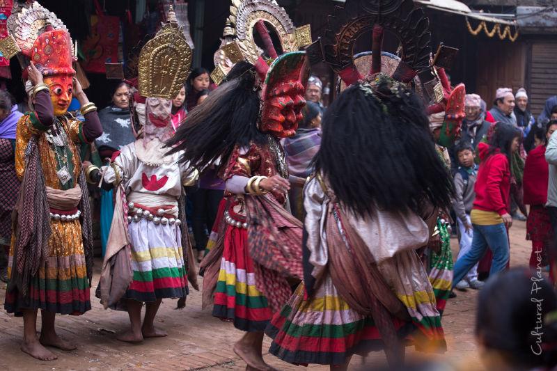 festival Bhaktapur
