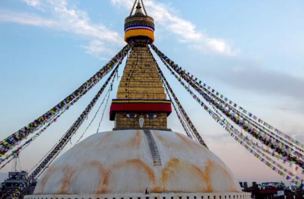 Bodhanath y Pashupatinath