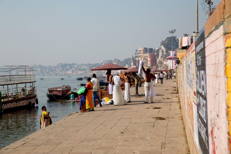 Amanecer Varanasi