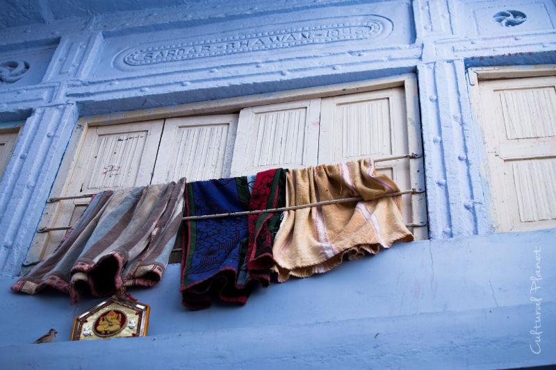 Jodhpur, la ciudad azul India